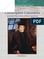 Explorers of New Lands-Christopher Columbus and the Discovery of the Americas