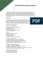PROGRAMAS DAS DISCIPLINAS.doc