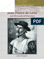 Explorers of New Lands-Juan Ponce de Leon and His Lands of Discovery