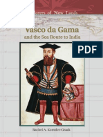 Explorers of New Lands-Vasco Da Gama and the Sea Route to India