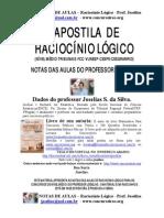Apostila Matemática - Raciocínio Lógico - Concursos TRF.pdf