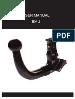 Thule User Manual BMU
