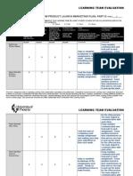 LearningTeamEvaluation.doc