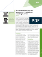 Assessment of Ground Movement