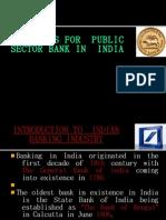 Public Banks in India