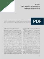 Cómo escribir e investigar sobre el audiovisual.pdf