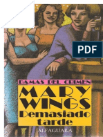 Demasiado tarde - Mary Wings.pdf