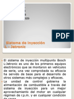 Sistema de inyección L,LH,LE - Jetronic.pptx