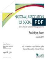 nasw certificate 1
