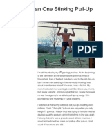The Perfect Pull-Up Fitn... _ the Art of Manliness
