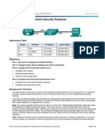 2.2.4.11 Lab - Configuring Switch Security Features (2).pdf
