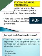 Zonificacion de áreas protegidas.pptx