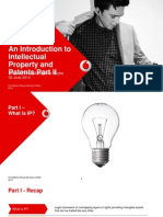 An Introduction to Intellectual Property and Patents Part II PDF