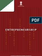 Entrepreneurship in India National Knowledge Commission 2008