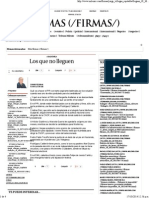 01-09-14 Los que no lleguen - Grupo Milenio.pdf