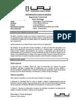 Programa Estrategia y Teoría de Juegos - UAI 2º Sem 2014 - Víctor Muñoz.pdf