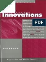 Innovations Workbook ADVANCED