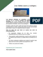 Cómo elaborar Jabón casero y ecológico.pdf