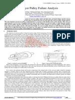 Conveyor Pulley Failure Analysis.pdf