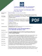 ACNUExpress Vol.4 No.19 - du 1 au 15 décembre 2009