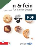 Klein & Fein - Rezepte Für Allerlei Guetzli