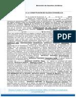 MINUTA DE CONSTITUCION DE IGLESIA EVANGELICA.pdf
