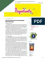 Lomba Blog 52 Daun Insulin (Tithonia diversifolia) untuk Pengobatan Diabetes Mellitus Tipe 2.pdf