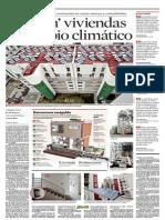 """""""Atacan"""" viviendas el cambio climático Thermosol - Grupo Reforma Junio 2010"""