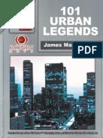 d20 Modern 101 Urban Legends