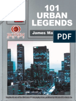 d20 Modern 101 Urban Legends