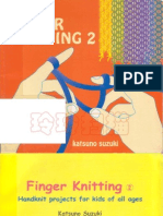 Finger Knitting2