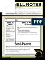 Cornell Notes Poster1