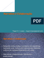 Narrativa e Colaboração