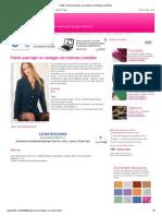 iKnitts_ Patron para tejer un cardigan con botones y bolsillos.pdf