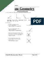 Geometry Problems