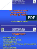 ESPACIAMIENTO OPTIMO.ppt