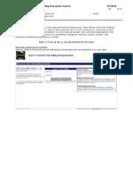 Time & Billing Enterprise System