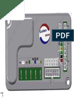 BAC-281 Wiring Diagram