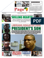 Tuesday, October 21, 2014 Edition