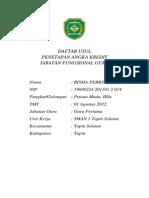Risma Pebriyanti Daftar Usul
