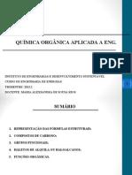 Aula 2 - Quimica Org Apl a Engenharia - Funcoes Organicas.ppt.pdf