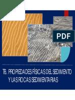 TEMA 6. PROPIEDADES FÍSICAS DEL SEDIMENTO Y ROCAS SEDIMENTARIAS.pdf