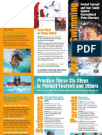 Healthy Swimming Rwi Brochure