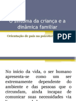 O sintoma da criança e a dinâmica familiar.pptx