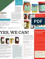 Put 'Em Up! Marketing Brochure