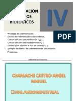 SEDIMENTACION DE LODOS BIOLÓGICOS. Paginas 101 a 150..pptx