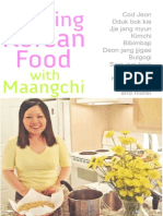 Cooking Korean Food With Maangchi