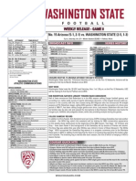 WSU Arizona Notes