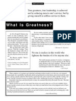 RFL42_What is Greatness