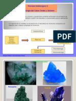 Metalurgia del Cobre, Sulfuros y Oxídos B.pptx
